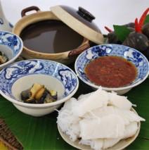 Cold noodles smail – Hanoi