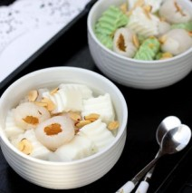 Che Khuc Bach – dessert style this summer