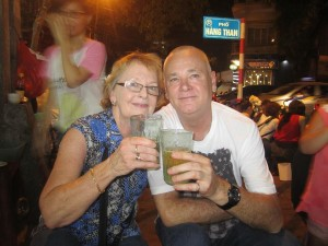 Hanoi night gourmet adventure