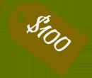 100 usd gift voucher