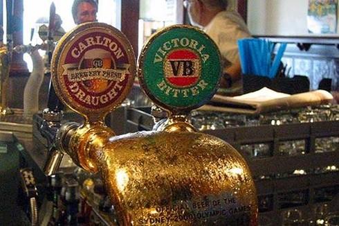 melbourne, Astralia beer