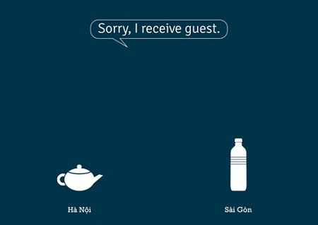 guest come